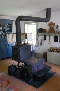passendes rauchrohr f r die verbindung von ofen zu schornstein haus garten blog. Black Bedroom Furniture Sets. Home Design Ideas