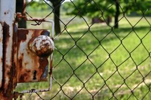 Maschendrahtzäune zur Einfriedung von Grundstücken